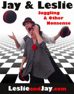 Laughing Matters - Juggling @ Clearwater Public Library