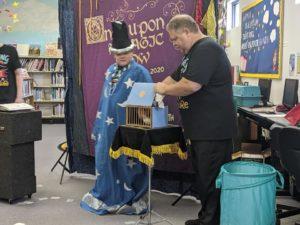Dan, Dan the Magic Man @ Clearwater Public Library