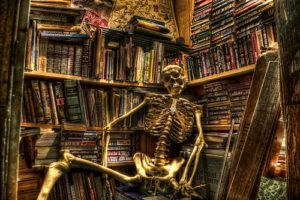 Haunted Library @ Clearwater Public Library