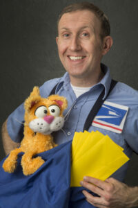 Messner Puppet Theatre @ Clearwater Public Library